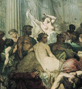 The Romans of the Decadence detail3