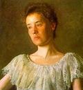 Eakins Thomas Portrait of Alice Kurtz