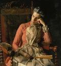 Eakins Thomas Portrait of Amelia Van Buren