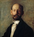 Eakins Thomas Portrait of Frank B  A  Linton