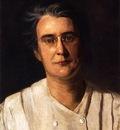 Eakins Thomas Portrait of Lucy Langdon Williams Wilson