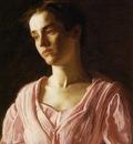 Eakins Thomas Portrait of Maud Cook