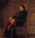 Eakins Thomas Portrait of Sebastiano Cardinal Martinelli
