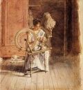 Eakins Thomas Spinning