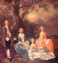 The Gravenor Family
