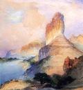 Moran Thomas Castle Butte Green River Wyoming