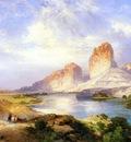 Moran Thomas Green River Wyoming