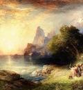 Moran Thomas Ulysses and the Sirens