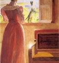 Anschutz Thomas P Lady by a Window