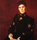 Anschutz Thomas P Portrait of Emil Fairchild Pollock