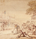 Rowlandson Thomas Captain Barclays Rally Match