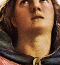 Titian Assumption of the Virgin detail1