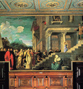 titian entry of mary into the temple 1534