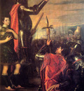 titian the speech of alfonso d avalo 1540
