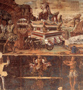 TURA Cosme Allegory Of September Triumph Of Vulcan