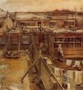 Van Gogh Vincent Carpenter s Workshop Seen from the Artist s Studio