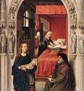St John the Baptist Altarpiece left panel WGA