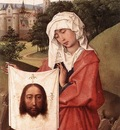 Weyden Crucifixion Triptych right wing