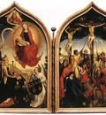 Weyden Diptych of Jeanne of France