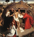 weyden entombment of christ