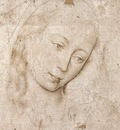 Weyden Head of the Madonna