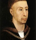 Weyden Portrait of Philip the Good c1520