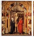 Weyden Triptych of the Redemption