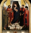 Weyden Virgin with the Child and Four Saints