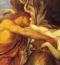Watts George Frederic Orpheus And Eurydice