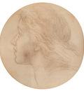 Watts George Frederick Portrait Of Ellen Terry