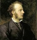 watts george frederick portrait of sir john everett millais