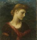 Watts George Frederick Violet Lindsay c1881