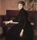 Weir Julian Alden At the Piano