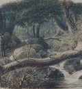 Weir Robert Walter The Entrance To A Wood