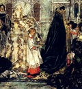 Wenzell Albert Beck A Medieval Christmas
