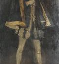 Whistler James Abbott McNeill Arrangement in Black