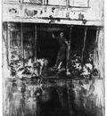 Whistler Pierrot Oudezijds Achterburgwal