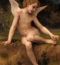 Bouguereau William Adolphe L Amour A L Epine