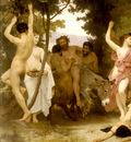 La jeunesse de Bacchus left dt
