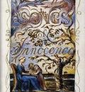 BLAKE William Songs Of Innocence