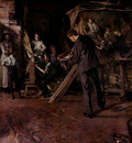 Symons William Christian The Artists Studio