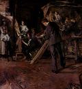 Symons William Christian The Artists Studio