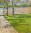 Chase William Merritt A Bit of Sunlight aka The Garden Wass