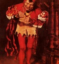 Chase William Merritt Keying Up TheCourt Jester