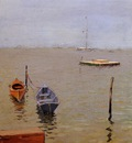 Chase William Merritt Stormy Day Bath Beach