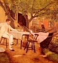 Chase William Merritt Sunlight and Shadow