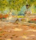Chase William Merritt Terrace Prospect Park