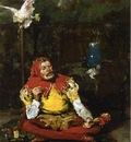 Chase William Merritt The King s Jester