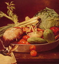 Still Life with Vegetable