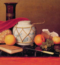 Still Life with Ginger Jar